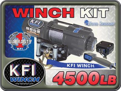 4000lb Winch