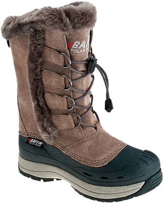 BAFFIN CHOLE WOMENS BOOTS TAUPE SZ 10 Aftermarket Part