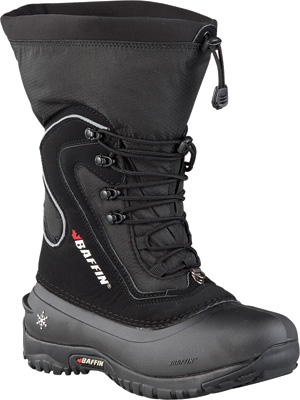 BAFFIN FLARE WOMENS BOOTS BLACK SZ 6 Aftermarket Part