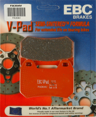 EBC BRAKE PADS V-SERIES Aftermarket Part