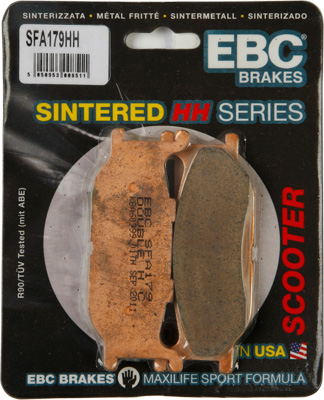 EBC BRAKE PADS Aftermarket Part