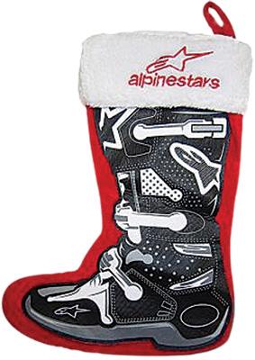 Smooth Industries (1731-500) Holiday Stocking (Alpinestars)