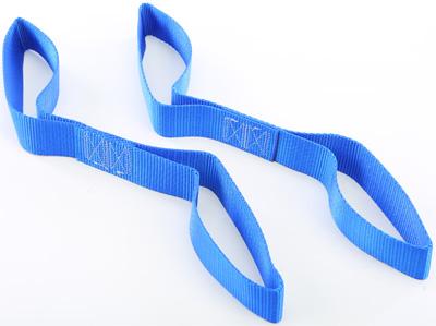 "Powertye Soft-Tye Tiedown 1.5""X18"" Blue 42193"