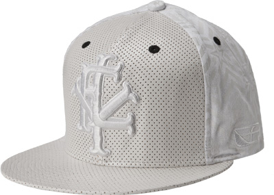 FLY RACING MVPLAYER DELUX HAT WHITE S M Aftermarket Part