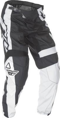 FLY RACING F-16 PANT BLACK WHITE SZ 22 Aftermarket Part