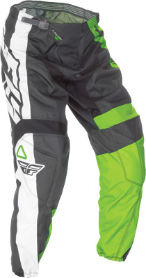 FLY RACING F-16 PANT GREEN BLACK SZ 18 Aftermarket Part