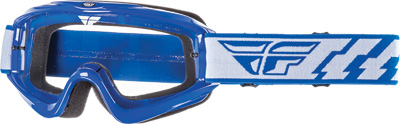 Fly Racing Focus Goggles Adult Off Road Dirt Bike Motocross Blue