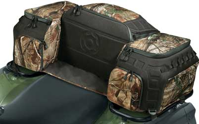 MOLDED CARGO BAG - REAR (EVOLUTION AP HD)