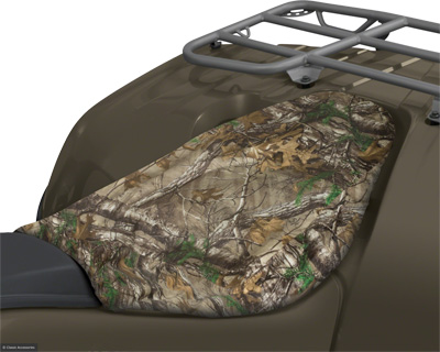 DELUXE SEAT COVER (REALTREE XTRA)
