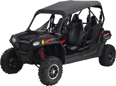 ROLL CAGE TOP (BLACK)