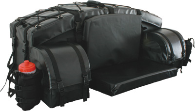 ARCH SERIES ATV CARGO BAG BLACK 36X19X14