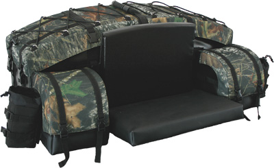 ARCH SERIES ATV CARGO BAG MOSSY OAK 36X19X14