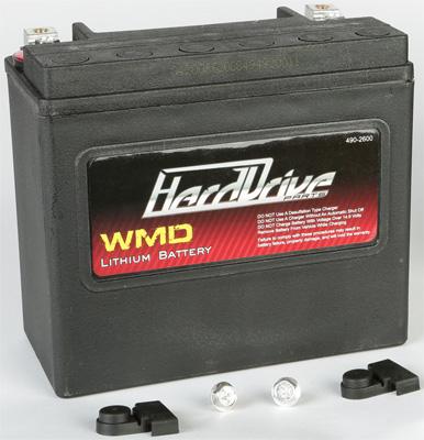WMD LITHIUM BATTERY 380 CCA HVT-1-FP