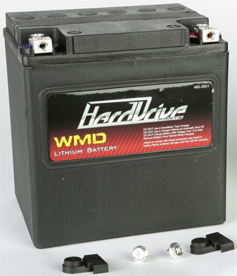 WMD LITHIUM BATTERY 540 CCA HJVT-2-FP