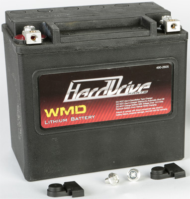 WMD LITHIUM BATTERY 400 CCA HJVT-5FP