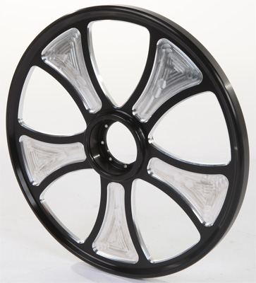 TKI LIMITED BILLET WHEEL BLACK 10 Aftermarket Part
