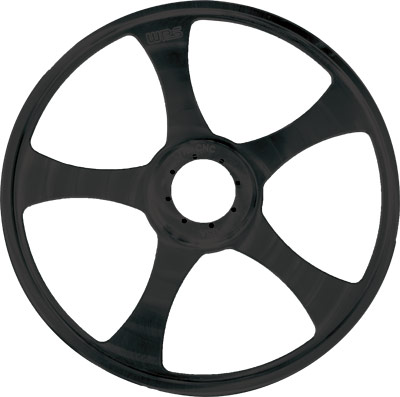 TKI 5-SPOKE BILLET WHEEL BLACK 8 Aftermarket Part