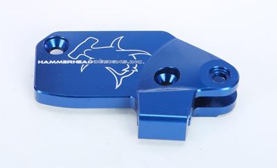 HAMMERHEAD MASTER CYL CVR KTM CLUTCH BREMBO HOT START BLUE Aftermarket Part