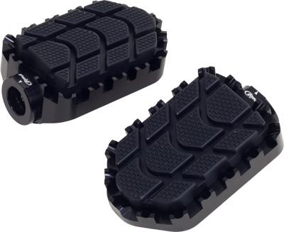 PUIG FOOTPEGS ADVENTURE BLACK Aftermarket Part