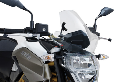 PUIG NAKED NEW GENERATION WINDSHIELD (CLEAR) Aftermarket Part