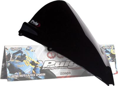PUIG RACING WINDSCREEN BLACK RSV4 Aftermarket Part