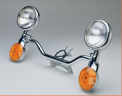 National Cycle (N930) Light Bar Suz Vs1400 Intruder