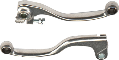 FLY RACING PRO SHORTY LEVER SET (POLISHED) Aftermarket Part