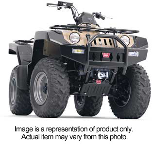 Warn (75221) ATV Bumper Grizzly 700
