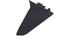 Polisport (8426900002) Radiator Conversion Husqvarna Black