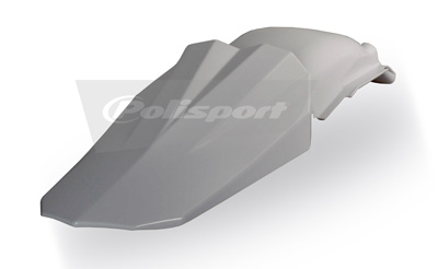 Polisport (8550300001) Rear Fender Husqvarna White