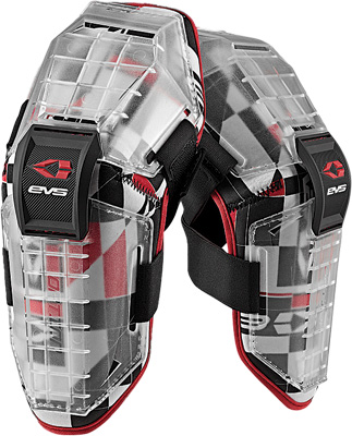 EVS OPTION ELBOW GUARD DIGI YOUTH Aftermarket Part