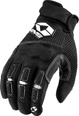 EVS VALENCIA MESH GLOVES BLACK L Aftermarket Part