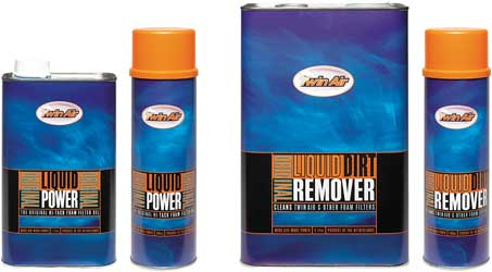 TWIN AIR DIRT REMOVER AND OIL KIT Aftermarket Part