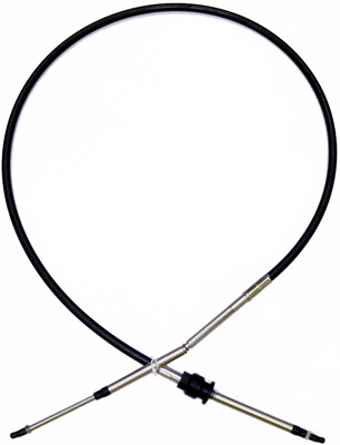 WSM STEERING CABLE SD Aftermarket Part