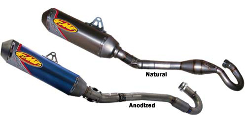 FMF FACT 4.1 YFZ450 '04-07 SYS Aftermarket Part