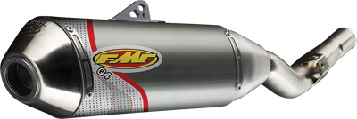 FMF Q4 S A TRX450R '06 07 Aftermarket Part