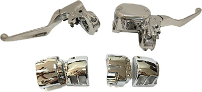 HARDDRIVE '14-UP SPORTSTER HAND CONTROL NON-ABS MODEL CHROME Aftermarket Part