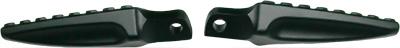 HARDDRIVE ARGYLE FOOT PEGS 45 DEGREE MALE PEG MOUNT SET MATTE BLACK Aftermarket Part