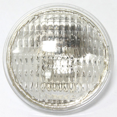 HARDDRIVE 4.5 SEALED BEAM CLEAR FLUTED Aftermarket Part