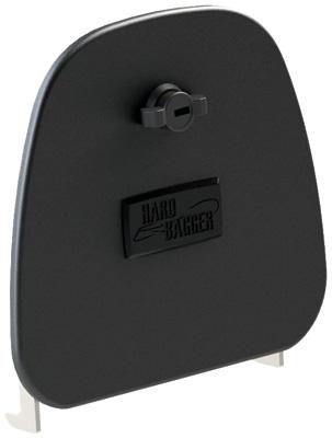 Hardbagger LOCK&DOCK Harley Davidson FLH Single Lower Fairing Door 11405