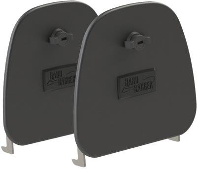 Hardbagger LOCK&DOCK Harley Davidson FLH Lower Fairing Doors (Set of 2) 11410