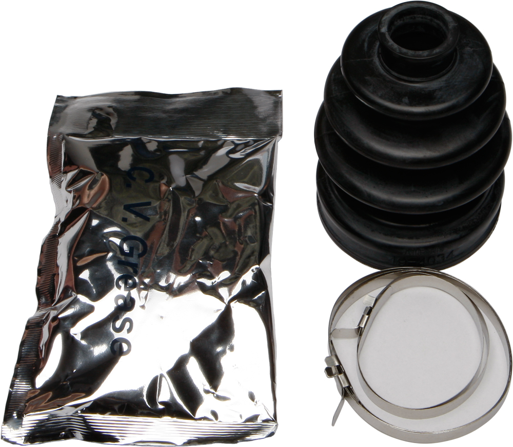 all balls rear inner cv boot repair kit for polaris rzr 4 xp 900 2012