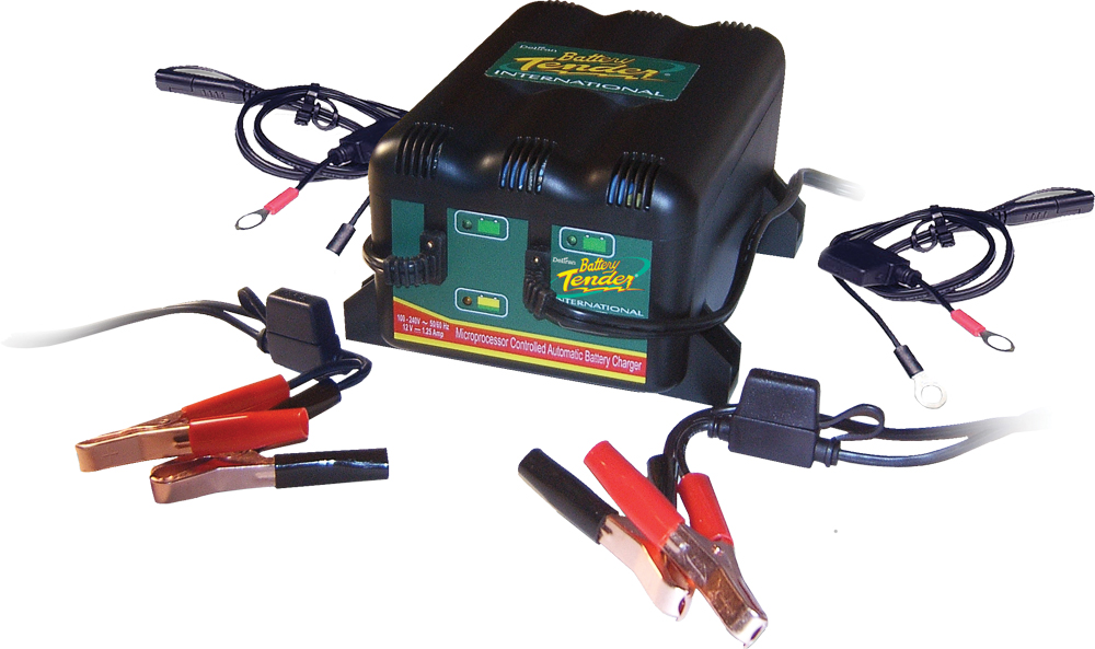 BATTERY TENDER MULTIPLE BANK PLUS 2 STATION Aftermarket Part
