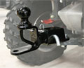 TRIO HD 2  RECEIVER HITCH W/BALL MOUNT