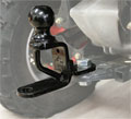 TRIO HD MULTI-PURPOSE HITCH W/BALL MOUNT