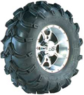MUD LITE XL WHEEL KIT SS108 MA CHINED 26X10-12
