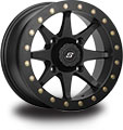 STORM BEADLOCK 14X7 4/137 5 2 12MM TAPERED LUG