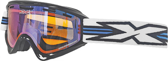 "The EKS BRAND ""COLD WEATHER"" Riding goggle is a must for those freezing cold days out at the track o"