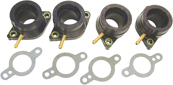 OEM quality carburetor boots/holdersMade in JapanComplete kit: Each part number contains all carbure