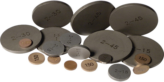 Valve shims for all major brands in kits and single size refills. These  valve shims exceed the maxi